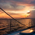 On the 6th of March I arrived in Phuket by bus and I checked in at the Sunwest hostel. Back in Bangkok I found a Sailing boat which...