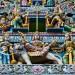 Sri Veeramakaliamman Temple in Little India in Singapore