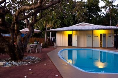 Dingo Moon Lodge, hostel in Darwin